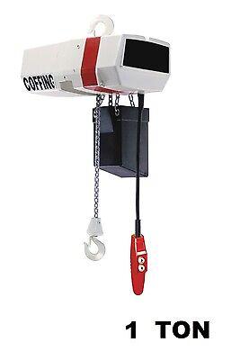 - CMCO - COFFING EC ELECTRIC CHAIN HOIST - 1 TON CAPACITY