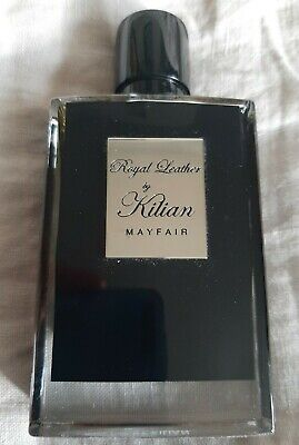 By Kilian Royal Leather EDP 50ml BN No Box Demo Bottle Free Postage Unused