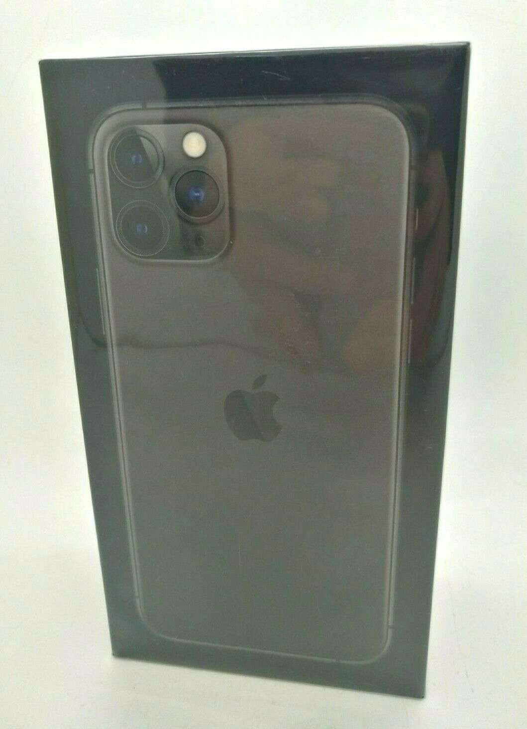 "NEW ""Sealed"" Smartphone APPLE IPHONE 11 Pro 64GB Space Gray A2215 MWC22QL/A"