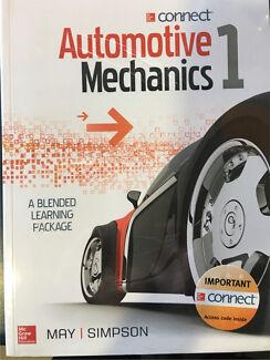 AUTOMOTIVE MECHANICS VOL 1