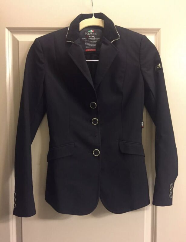 Equiline Crystal Show Coat
