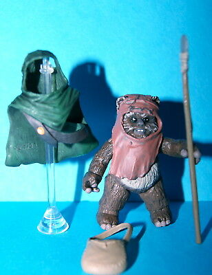 STAR WARS VINTAGE COLLECTION WICKET VC27 LOOSE - Star Wars Wicket