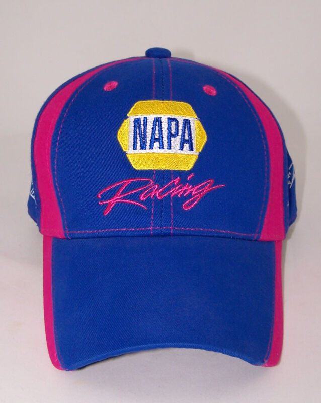 NAPA Racing Breast Cancer Cure HAT - Ron Capps #28 / Martin Truex #56 - NWOT