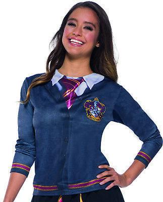 Rubies 3821144 - Harry Potter Gryffindor Top, Adult Schuluniform Hogwarts, S M L (Gryffindor Halloween Kostüme)