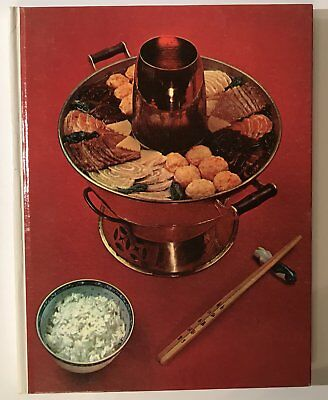 Cookbook 481 The Cooking of China, Chicken Pork Fish Ginger Rice Soup Vegetarian - Ginger Chicken Soup