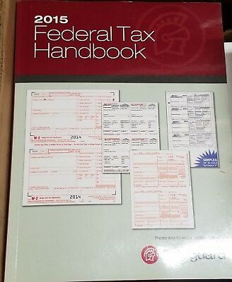 Thomas Reuters Ria Federal Tax Handbook 2015  New Safeguard