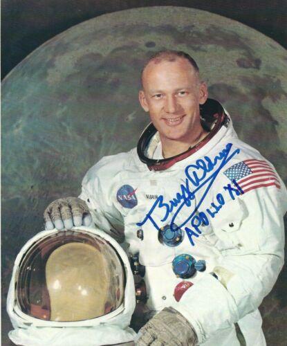 Buzz Aldrin Autographed Signed 8x10 Photo ( Apollo 11 ) REPRINT