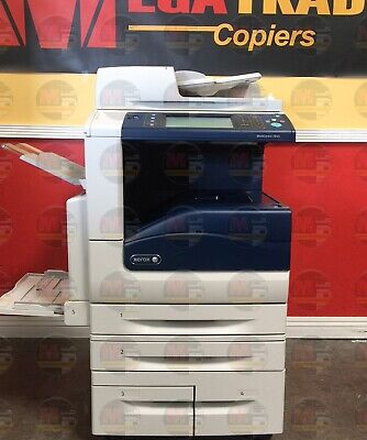 Xerox Workcentre 7845 Color Laser Multifunction Copier Printer Scanner 45 Ppm A3