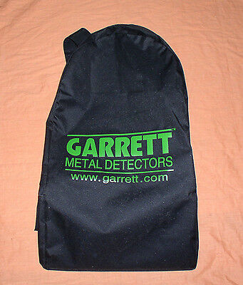 Black Backpack for Garrett Metal Detector * Ace * Storage *