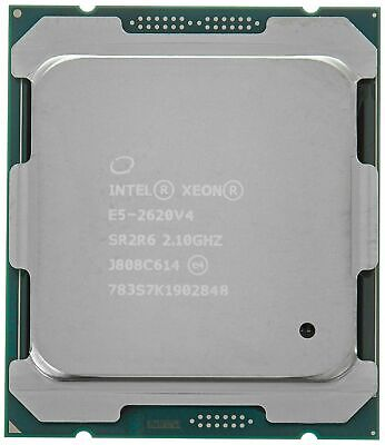 Intel Xeon E5-2620v4 SR2R6 2.10GHz Eight Core CPU CM8066002032201 LGA2011-3