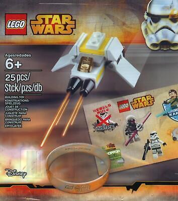 Lego Star Wars Surprise Pack Polybag Mini Phantom Legoland Exclusive 5002939