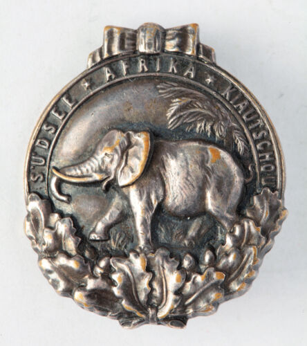 "A WWI German Colonial Honour ""Elephant"" Badge _ORIGINAL!"