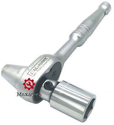 Pro 12 Scaffold Ratchet 78 Dr. 6-point Socket Ratchet Wrench Hammer Tip Tool