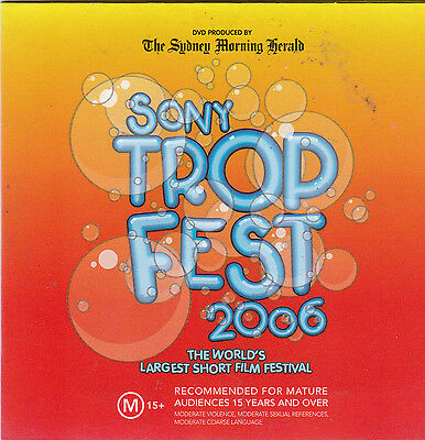Sony Tropfest 16 Finaliasts 2006 The Worlds Largest Short Film Festival Dvd