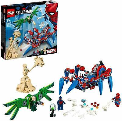 LEGO 76114 Marvel Super Heroes Spider-Mans Spider Crawler