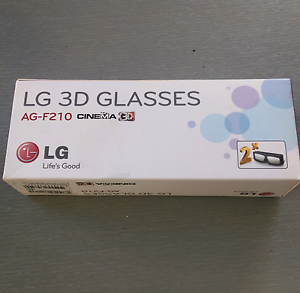 LG 3D Glasses Carramar Wanneroo Area Preview