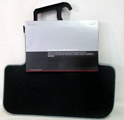 OEM 2009-2016  AUDI A4  REAR CARPET FLOOR MAT SET 8K0-061-276-MNO AUDI ALLROAD