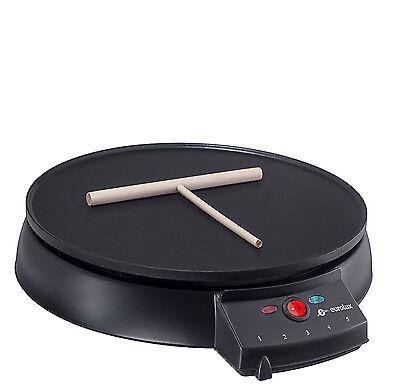 Crepe Maker Griddle Pancake Machine Kitchen Breakfast