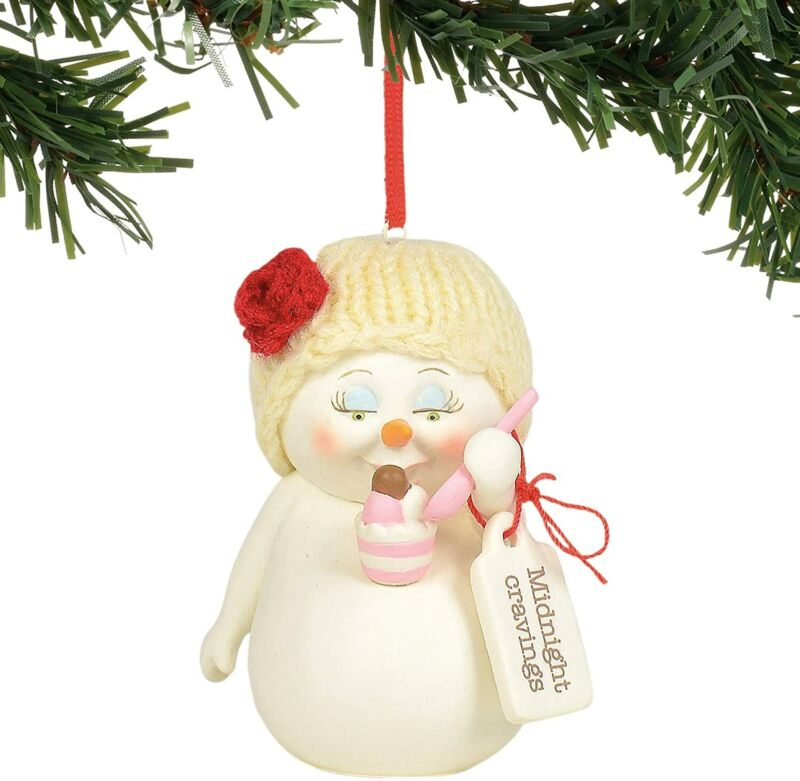 Department 56 Snowpinions Midnight Cravings Hanging Ornament