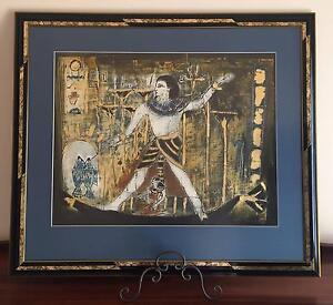 Egyptian Painting by Local Artist Balcatta Stirling Area Preview