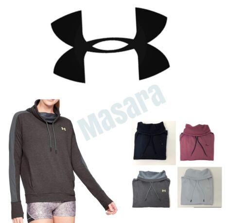 1293020-090 Under Armour Featherweight Polaire Slouchy-NEUF
