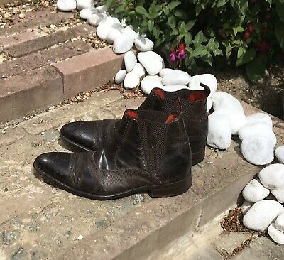 mens jeffrey west boots used Size 9