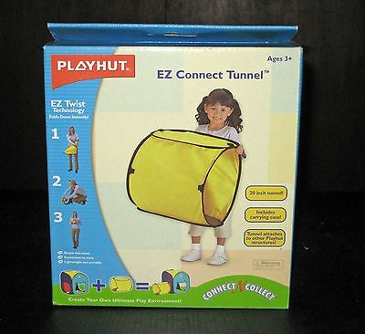 New Ez Connect Playhut Tunnel