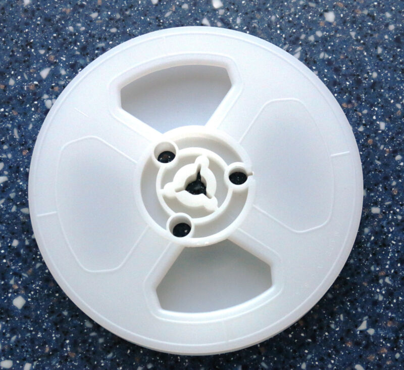 8MM MOVIE FILM REEL - 200 FT 5 INCH - MADE IN USA