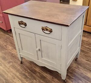 Charming Antique Cupboard