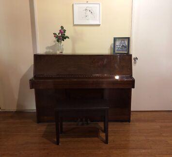 Piano - Regrettable Sale SHAILER PARK