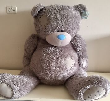 LARGE CARTE BLANCHE ME TO YOU TEDDY BEAR