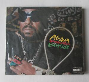 # AFRIKA BAMBAATAA PRESENTS EASTSIDE - CD NUOVO SIGILLATO - Italia - L'oggetto può essere restituito - Italia