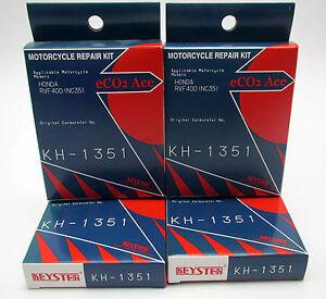 4 x Honda RVF400  NC35  Carb Kits