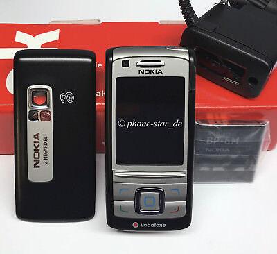NOKIA 6280 RM-78 BUSINESS SLIDER-HANDY TASTEN KAMERA MOBILE PHONE NEW NEU BOX
