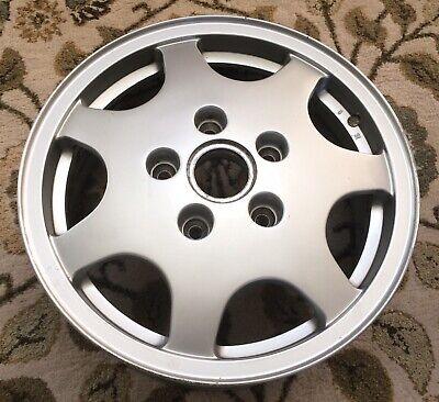 ** Porsche 911 964 Carrera OEM 16x6 Silver Wheels Rims ET52.3 - FRONT PAIR **