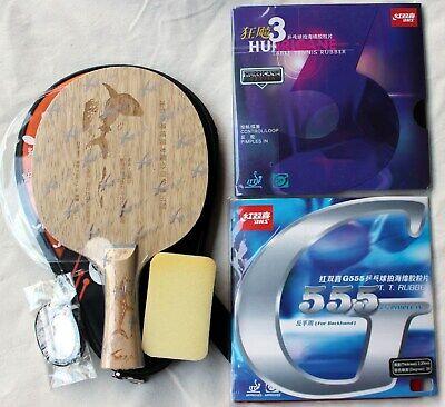 online store 33c09 170c6 Shark 686 + Hurrican3   G555  Ti+Carbon+Ceramic Offensive Bat Case, Aussie  Selle