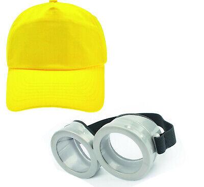 Personalisiert Minion Brille Kostüm Einfach Unverbesserlich - Minion Brille Kostüm