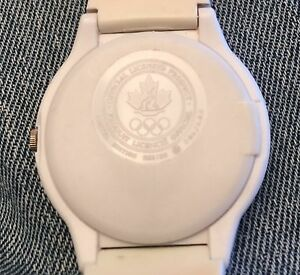 Officially Licensed, Limited Edition, Olympic Watch. Moose Jaw Regina Area image 4