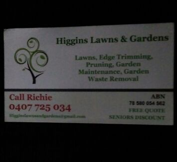 Lawn mowing & garden maintenance Scoresby Knox Area Preview