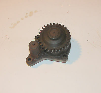 Am878778 Mia883558 John Deere 4300 4200 4400 Engine Oil Pump
