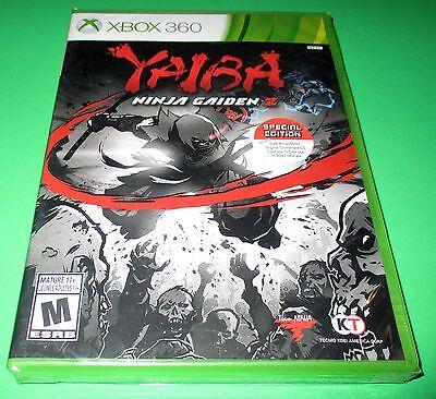Yaiba Ninja Gaiden Z Xbox 360 -  Factory Sealed! Free Shipping!, usado comprar usado  Enviando para Brazil