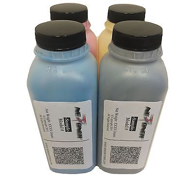 (4 X 200g) Toner Refill For Hp (126a) Laserjet M175nw M27...