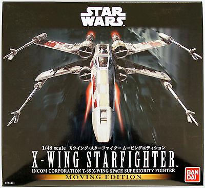 Bandai Star Wars X-Wing Starfighter Moving Edition 1/48 964199
