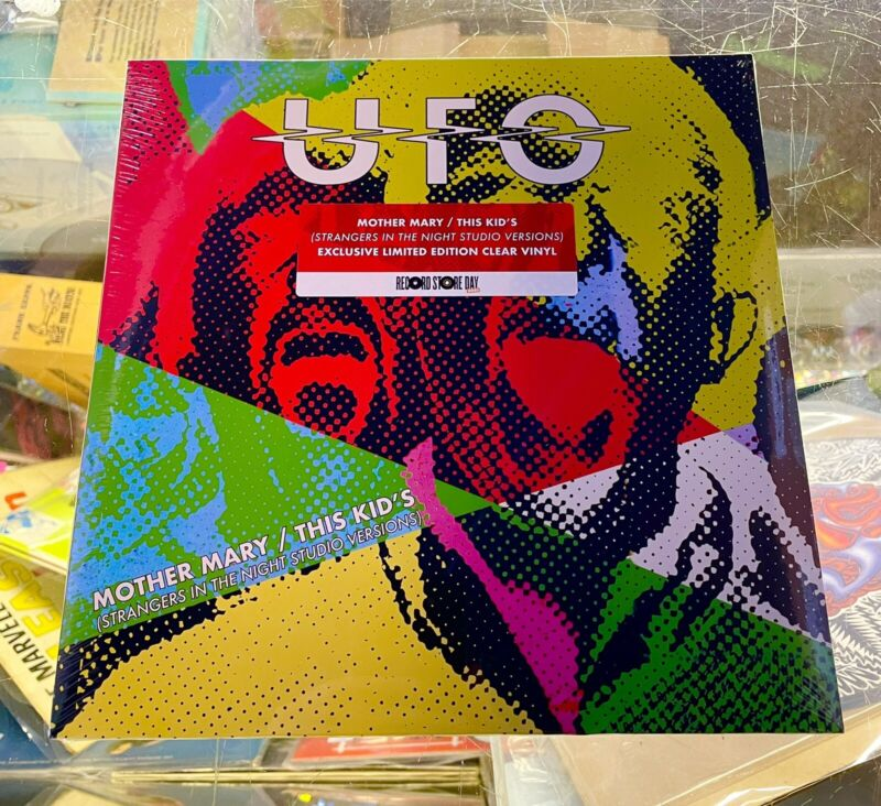 UFO  - Mother Mary/This Kid