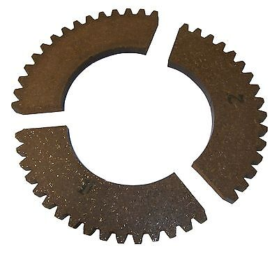 Clutch Plate Set - 3 Pc N14252 Fits A Case Astec Toro Tf300 Trencher