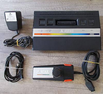 Atari 2600 ► Konsole   Gamepad CX-24   Anschluß Kabel ◄ Retro Gaming   TOP