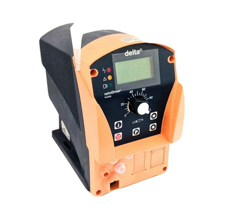ProMinent DLTA 1020PVT Diaphragm Metering Pump, Solenoid Driven