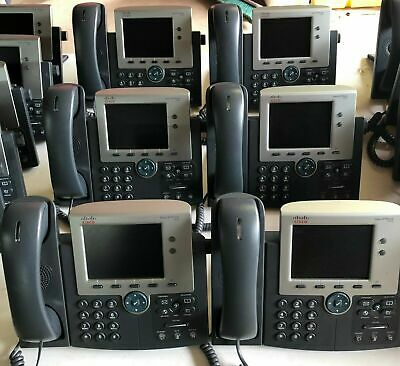 Cisco Ip Phone 7945 - Lot Of 6