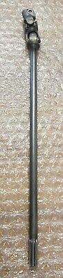 John Deere Oem Part Re173363 Steering Column Shaft U-joints Tractor Sprayer