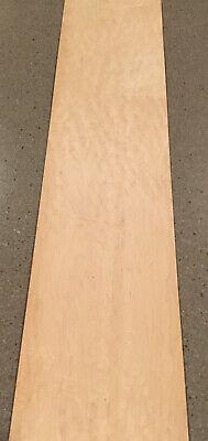 Birdseye Maple Wood Veneer 3 Sheets 43 X 10 8 Sq Ft